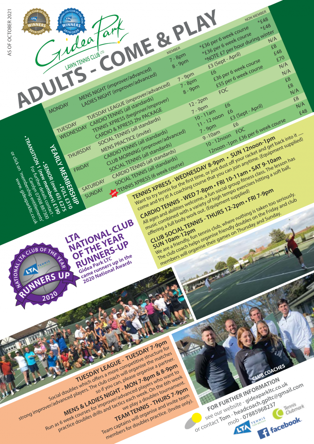 COME & PLAY ADULT OCT2021